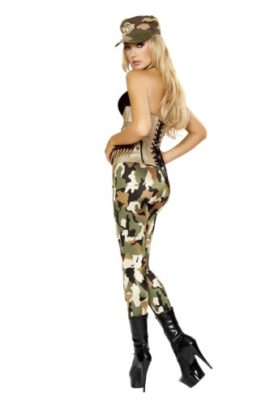 Roma-Costume-4-Piece-Sensual-Soldier-Costume-0-0