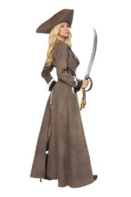 Roma-Costume-Deluxe-4-Piece-Pirate-Captain-Costume-Distressed-Brown-Medium-0-0