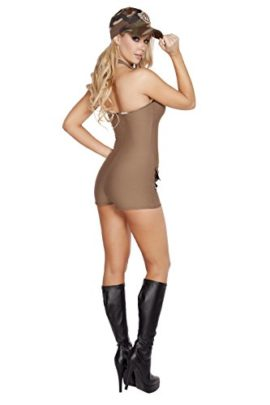 Roma-Costume-Womens-2-Piece-Sultry-Soldier-0-0