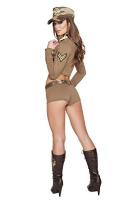 Roma-Costume-Womens-4-Piece-Sexy-Soldier-Babe-0-0