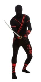 Rubies-Costume-Adult-Ninja-2nd-Skin-Zentai-Super-Suit-Costume-0