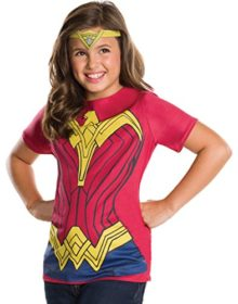 Rubies-Costume-Batman-v-Superman-Dawn-of-Justice-Wonder-Woman-Child-Top-and-Tiara-0