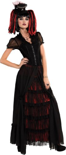 Rubies-Costume-Bloodline-Pleasant-Nitemares-Long-Skirt-and-Mini-hat-0