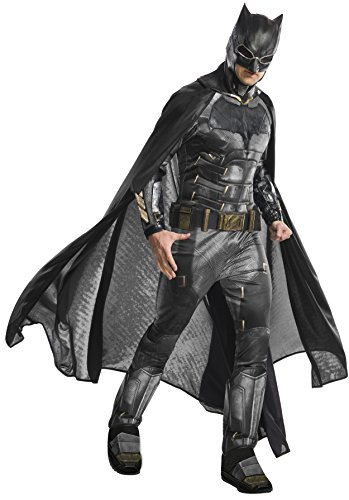 Rubie's Costume Co. Men's Justice League Grand Heritage Tactical Batman Costume