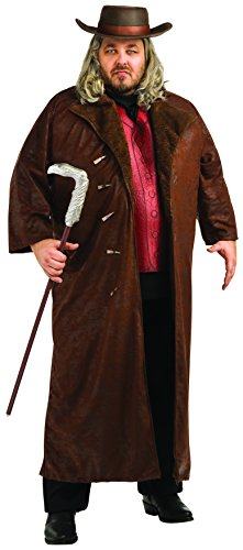 Rubie's Costume Co Men's Plus-Size Jonah Hex Quentin Turnbull Plus-Size Costume