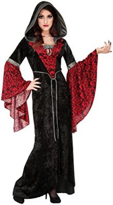 Rubies-Costume-Co-Womens-Cryptisha-Hooded-Dress-Costume-0