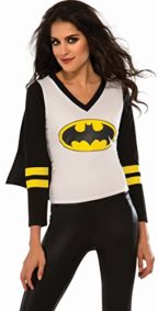 Rubies-Costume-Co-Womens-DC-Superheroes-Batgirl-Sporty-Tee-0