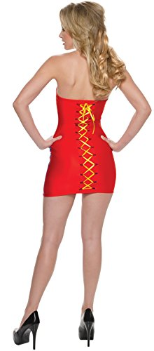 Rubies-Costume-Co-Womens-DC-Superheroes-Supergirl-Tube-Dress-0-0