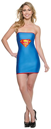 Rubies-Costume-Co-Womens-DC-Superheroes-Supergirl-Tube-Dress-0