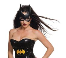 Rubies-Costume-Co-Womens-Dc-Superheroes-Batgirl-Mask-0