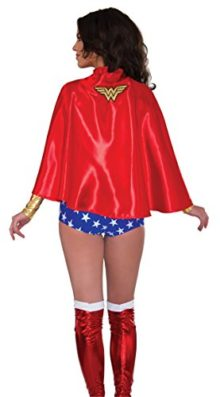 Rubies-Costume-Co-Womens-Dc-Superheroes-Wonder-Woman-Cape-0