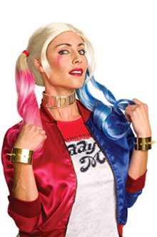 Rubies-Costume-Co-Womens-Suicide-Squad-Harley-Costume-Jewelry-Set-0