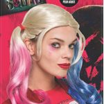 Rubies-Costume-Co-Womens-Suicide-Squad-Harley-Quinn-Value-Wig-0-1