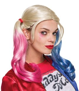 Rubies-Costume-Co-Womens-Suicide-Squad-Harley-Quinn-Value-Wig-0