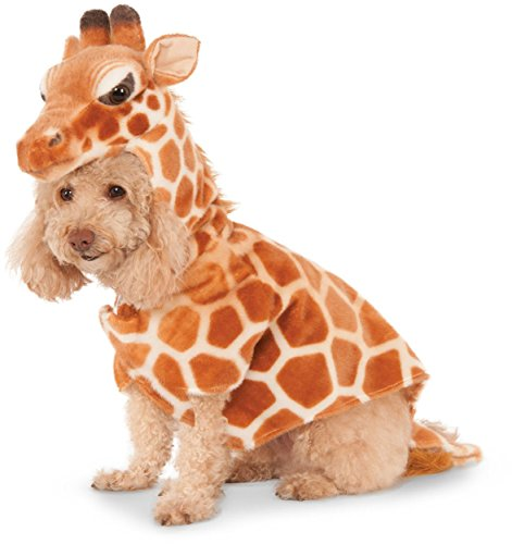Rubies Costume Company Giraffe Hoodie for Pet