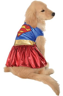 Rubies-Costume-DC-Heroes-and-Villains-Collection-Pet-Costume-Supergirl-0
