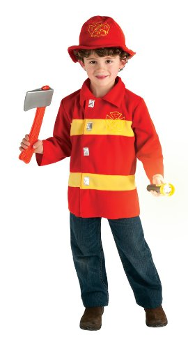 Rubie's Costume Firefighter Costume