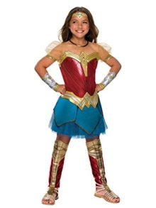 Rubies-Costume-Girls-Justice-League-Premium-Wonder-Costume-0