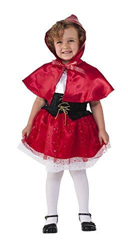 Rubie's Costume Lil' Red Riding Hood Child Costume