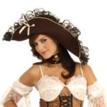 Rubies-Costume-Maiden-of-the-Sea-Pirate-Hat-Womens-One-Size-0