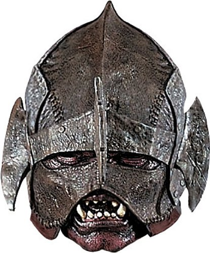 Rubies-Costume-Mens-Lord-Of-The-Rings-Deluxe-Adult-Uruk-Hai-Mask-0