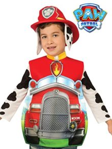 Rubies-Costume-Paw-Patrol-3D-Marshall-Child-Costume-0