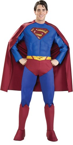 Rubie's Costume Supreme Edition Muscle Chest Superman Costume