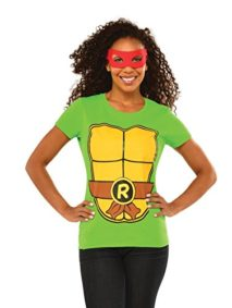 Rubies-Costume-Teenage-Mutant-Ninja-Turtles-Raphael-Top-with-Mask-0