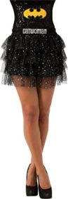 Rubies-Costume-Womens-DC-Comics-Superhero-Style-Skirt-With-Sequins-0