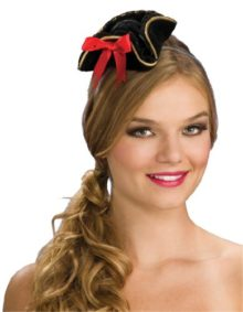 Rubies-Costume-Womens-Mini-Buccaneer-Hat-0