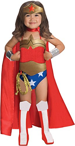 Rubies DC Super Heroes Collection Deluxe Wonder Woman Costume