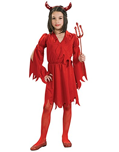 Rubies Devil Girl Child's Costume