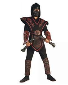 Rubies-Red-Skull-Warrior-Ninja-Child-Costume-0