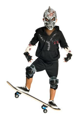 Rubie's Skate Or Die Facepaint Costume
