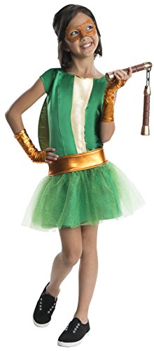 Rubies-Teenage-Mutant-Ninja-Turtles-Deluxe-Michelangelo-Tutu-Dress-Costume-Child-Small-0