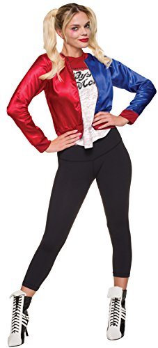 Rubies-Womens-Suicide-Squad-Harley-Quinn-Costume-Kit-0-1