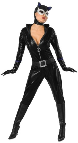Rubie's sexy catwoman costume adult