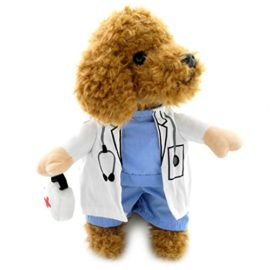 SMALLLEELUCKYSTORE-Small-Cat-Dog-Doctor-Costume-Fancy-Dress-Dog-Coat-Cape-0-2
