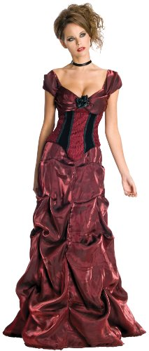 Secret-Wishes-Dark-Rose-Costume-Dress-0