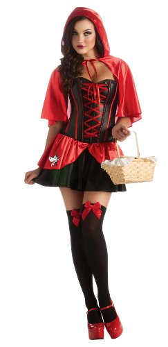Secret Wishes Red Riding Hood Costume