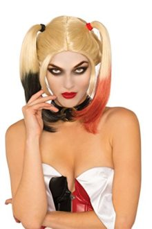 Secret-Wishes-Womens-DC-Comics-Harley-Quinn-Wig-0