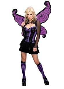 Secret-Wishes-Womens-Enchanted-Creature-Adult-Punk-Fairy-Costume-0