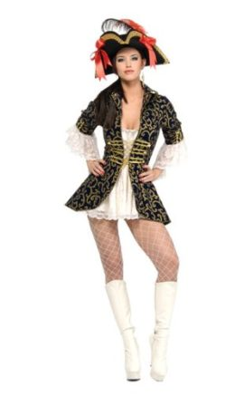 Secret-Wishes-Womens-Pirate-Queen-Adult-Costume-0