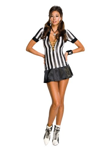 Secret Wishes Women's Playboy Adult Referee Costume