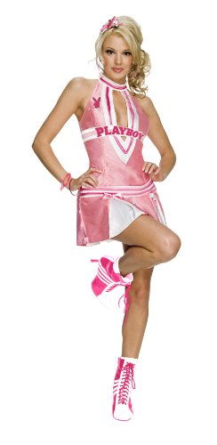 Secret Wishes Women's Playboy Cheerleader Costume