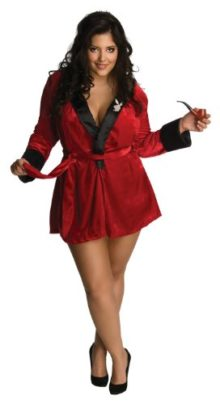 Secret-Wishes-Womens-Plus-Size-Playboy-Sexy-Girlfriend-Red-Plus-Size-Costume-0