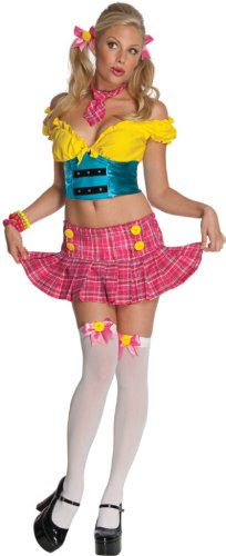 Secret Wishes Women's Sassy School Girl Adult Costume