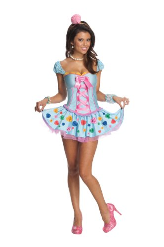 Secret Wishes Women's Sweetheart Adult Costume