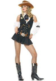 Sexy-2Pc-Wild-West-Sheriff-Halloween-Costume-0