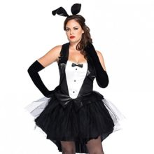Sexy-Bunny-Costume-Halloween-Fancy-Dress-Rabbit-Tuxedo-for-All-Size-0-1